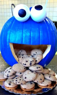 Gorgeous Pumpkin Decorating Ideas 32