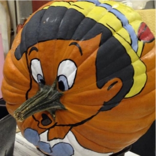 Gorgeous Pumpkin Decorating Ideas 35