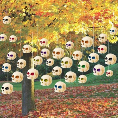 Most Amazing DIY Halloween Decoration Ideas to Make Your Outdoor Decoration More Perfect 07