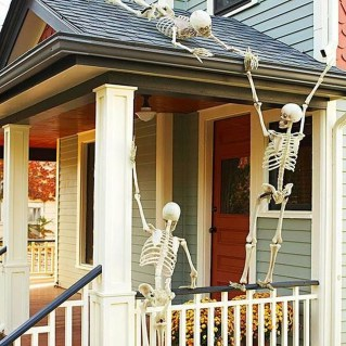 Most Amazing DIY Halloween Decoration Ideas to Make Your Outdoor Decoration More Perfect 32