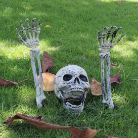 Most Amazing DIY Halloween Decoration Ideas to Make Your Outdoor Decoration More Perfect 37