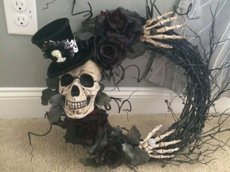 Most Amazing DIY Halloween Decoration Ideas to Make Your Outdoor Decoration More Perfect 53