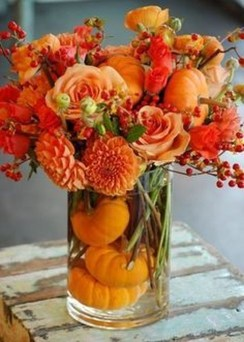 Most Beautiful Fall Decorating Ideas That Will Make More Perfect Home In This Fall 05