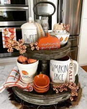 Most Beautiful Fall Decorating Ideas That Will Make More Perfect Home In This Fall 18