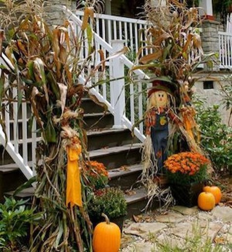Most Beautiful Fall Decorating Ideas That Will Make More Perfect Home In This Fall 33