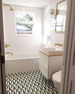 Small And Efficient Bathroom Renovation 01