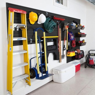 Smart and Comfortable Garage Organization for Your Small Room 17