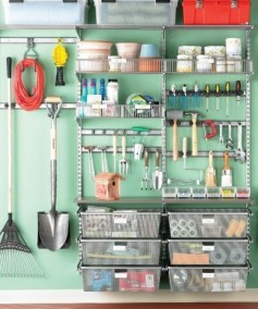 Smart and Comfortable Garage Organization for Your Small Room 20