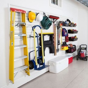 Smart and Comfortable Garage Organization for Your Small Room 32