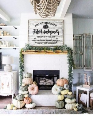 The Best Halloween Fireplace Decoration This Year 09