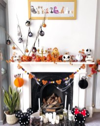 The Best Halloween Fireplace Decoration This Year 12