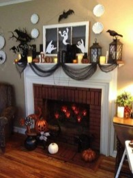 The Best Halloween Fireplace Decoration This Year 23