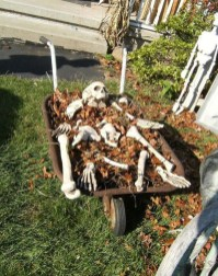 The Most Creepy Halloween Garden Decoration in Years 12