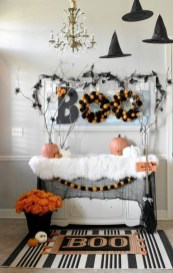 The Most Interesting Family Room Arrangement on This Halloween 13
