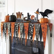 The Most Scary DIY Halloween Decoration Ideas For Your Home 08