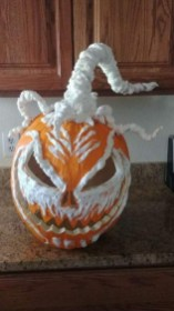 The Most Scary DIY Halloween Decoration Ideas For Your Home 15