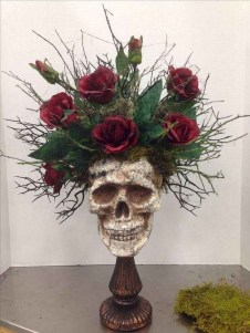 The Most Scary DIY Halloween Decoration Ideas For Your Home 34