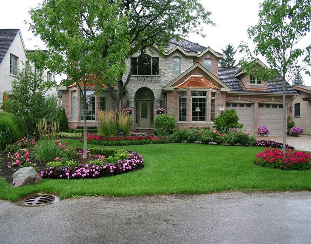 20 Most Beautiful Front Yard Landscaping Design And Projects