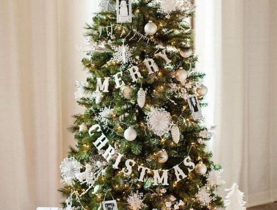20 Most Popular Rustic Christmas Tree Decoration Ideas