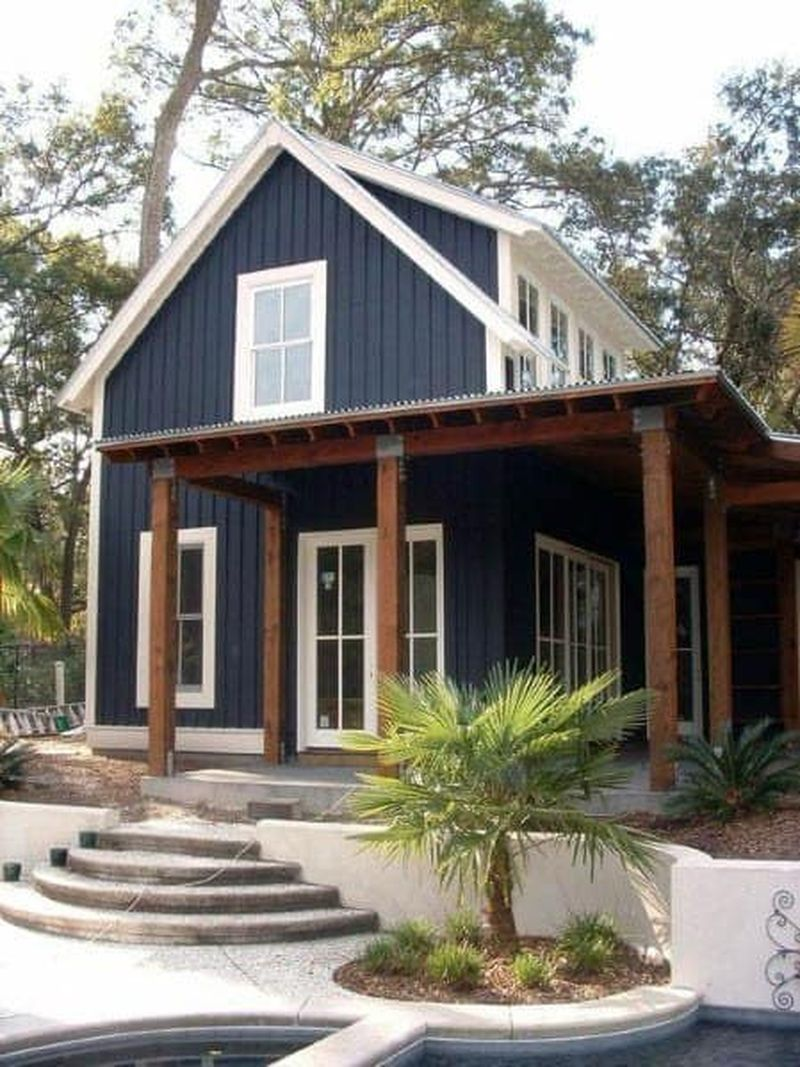 23 Best Metal Buildings Design Ideas with Dark Color to ...