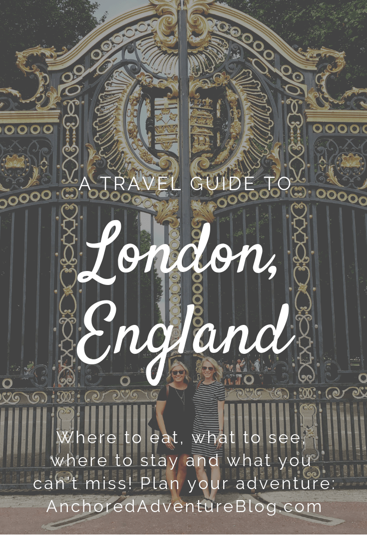 Planning a trip to London, England? Start here.