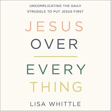 Jesus Overy Everything - Uncomplicated