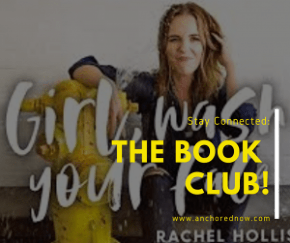 The Book Club Girl Wash Your Face