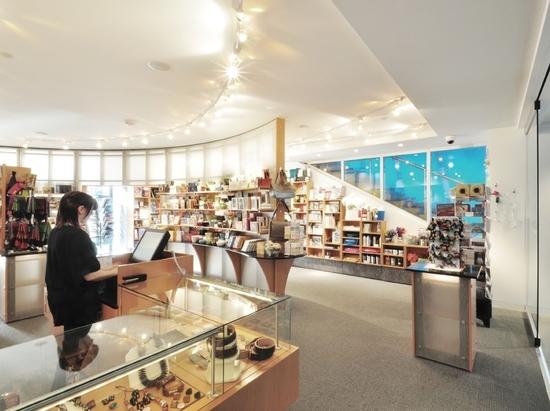 The AGA gift shop.