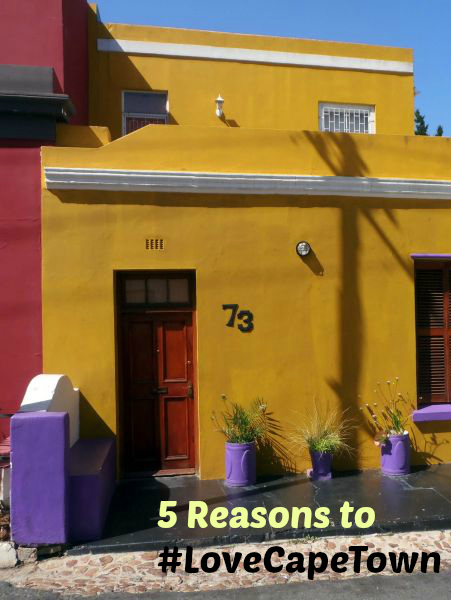 Chiappini Street, Cape Town. Photo Credit: Cape Town Tourism
