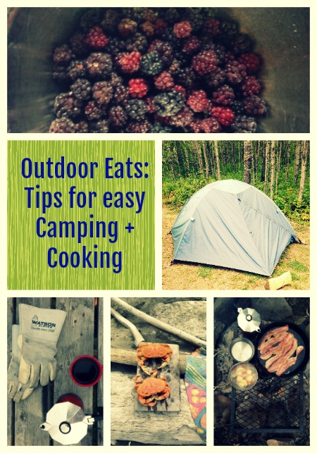 Outdoor Eats: Tips for Easy Camping and Cooking