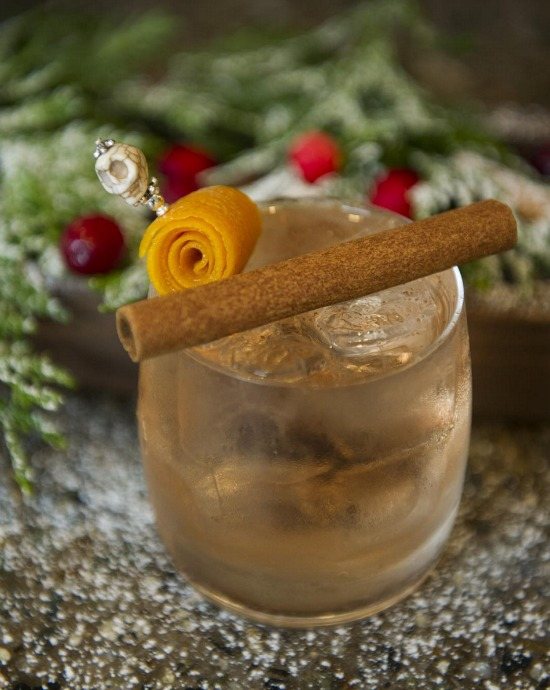 The Navidad Negroni