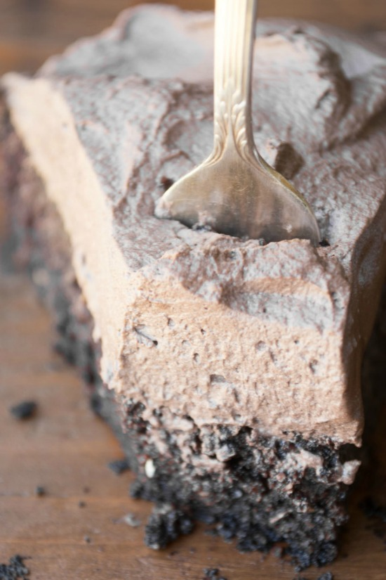 Quinoa Chocolate Cake || Photo credit: Super Healthy Kids.