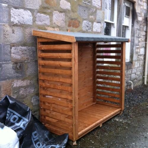 Log & Garden Storage