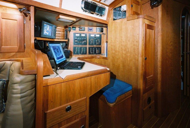 Valiant 50 Sailboat