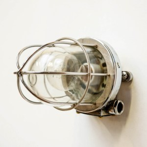 Wall light, star shaped fence anciellitude
