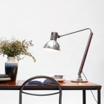 « Long arm » lamp anciellitude