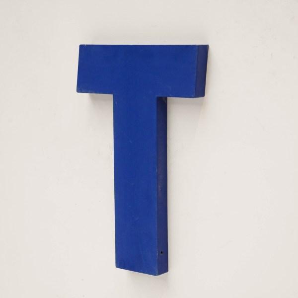 lettre T anciellitude