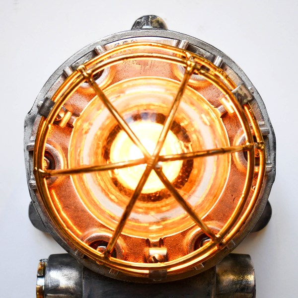 Explosion proof wall light Russia anciellitude