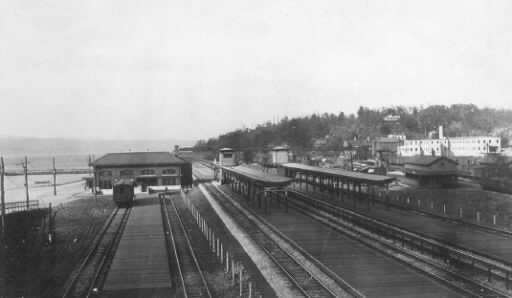 Beacon, New York Station Over The Years