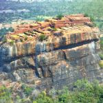 This Is The Ancient Rock Fortress Of Sigiriya, The Eight Ancient Wonder Of The World