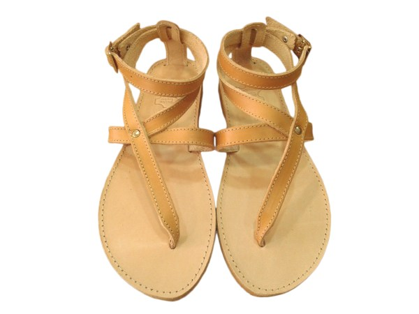 greek handmade leather sandals 147