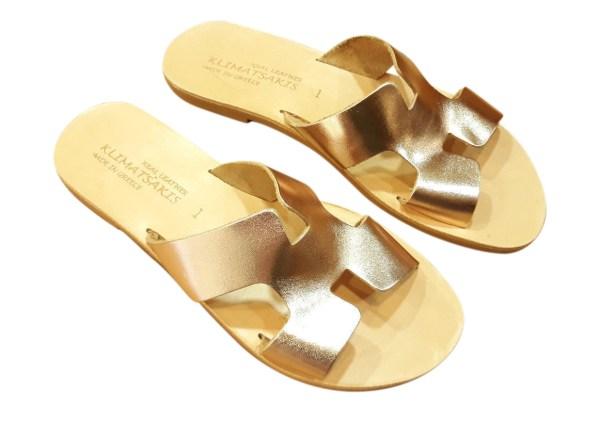 greek handmade leather sandals 357