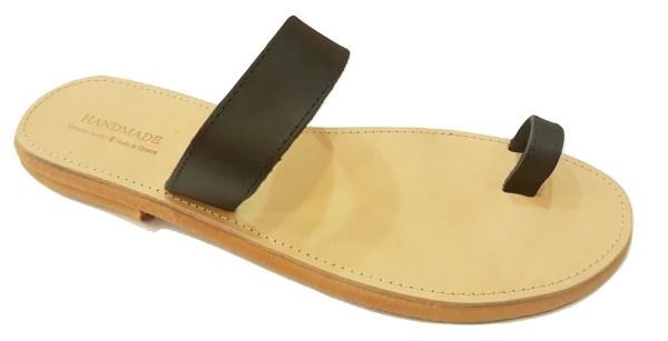 greek handmade leather sandals 451