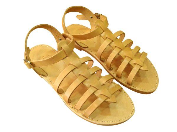 greek handmade leather sandals 73 2