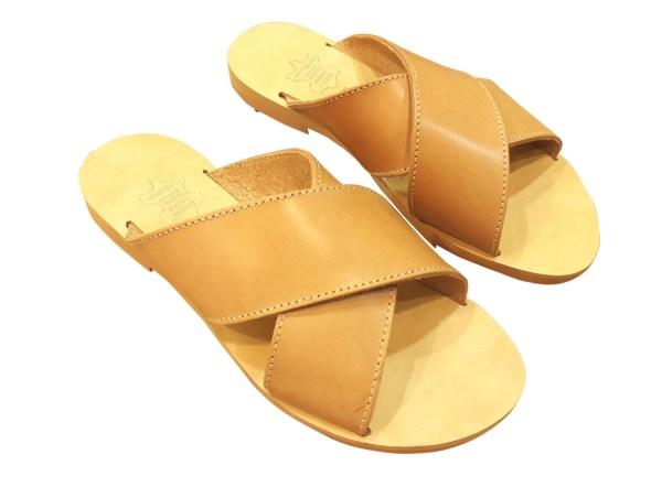 greek handmade leather sandals 201