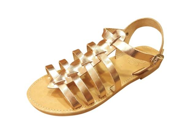 greek handmade leather sandals 241