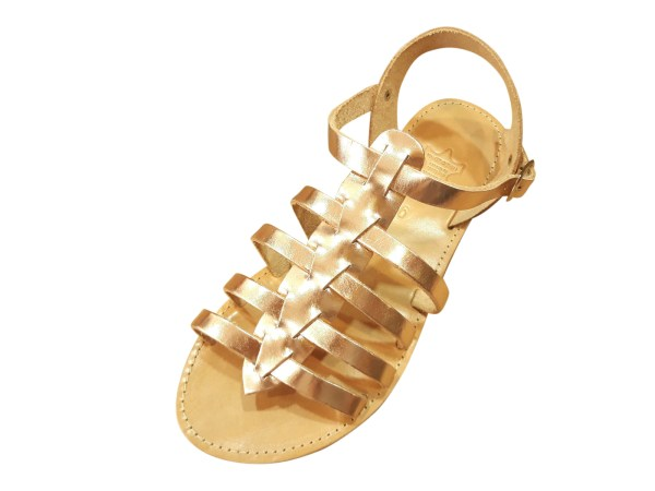 greek handmade leather sandals 242