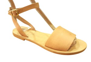 greek handmade leather sandals 337