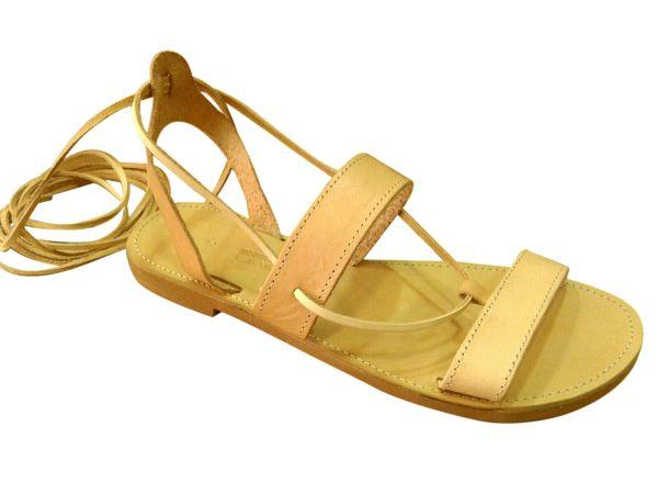 greek handmade leather sandals 125 1