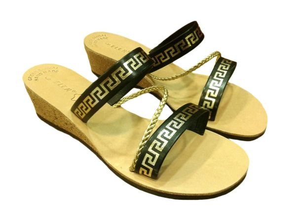 greek handmade leather sandals 129 1